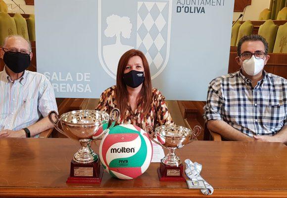 La Copa Comunitat Valenciana de Vòlei es disputa a Oliva