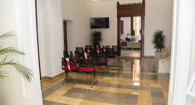 Cullera recupera la Casa Consistorial com a espai d'atenció ciutadana