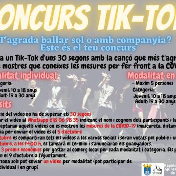 Simat organitza un concurs de TikTok per als més joves