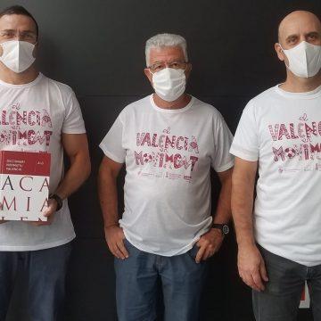 El valencià en moviment és la nova campanya de l'Ajuntament d'Alzira per a promoure l'ús del valencià a l'esport