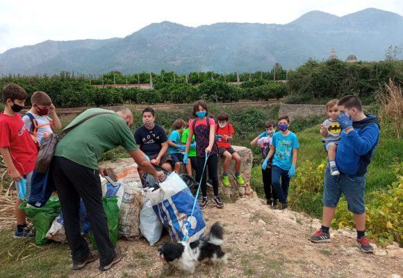Simat celebra la jornada de lluita contra el canvi climàtic