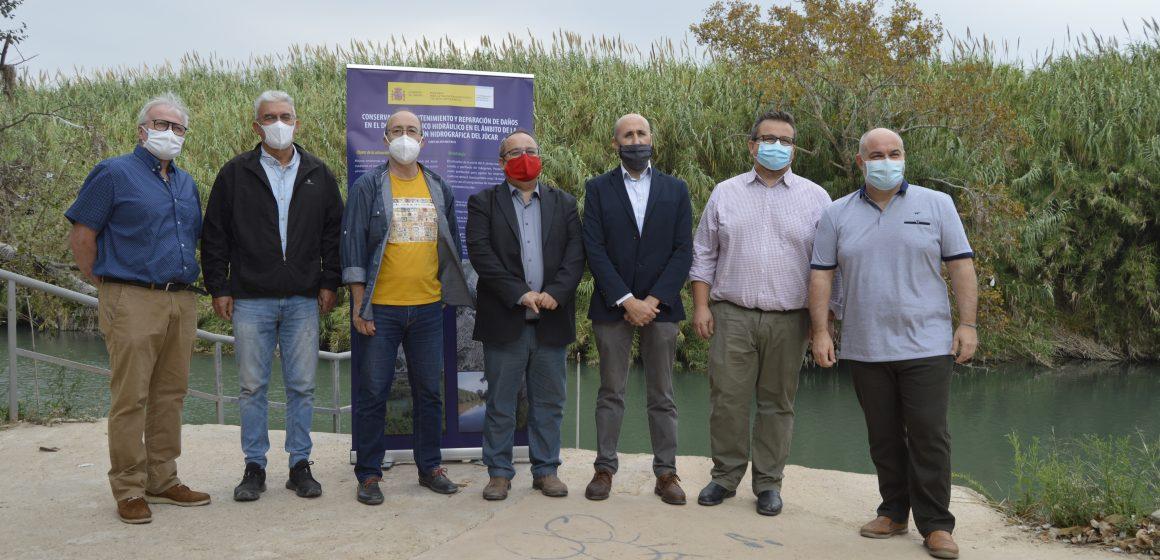 S'inicien els treballs de rehabilitació de la vorera del Riu Xúquer entre Sumacàrcer i Alzira