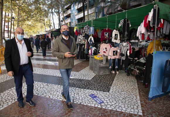 """L'Ajuntament llança la marca """"Mercats de Gandia"""""""