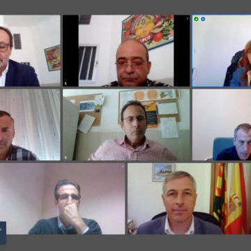 L'Ajuntament d'Oliva i la UPCO es reuneixen amb la Directora General d'Agricultura