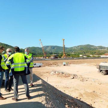 El projecte de Pressupostos Generals de l'Estat de 2021 destina 16 milions d'euros per a les obres de la Connexió Sud d'Oliva