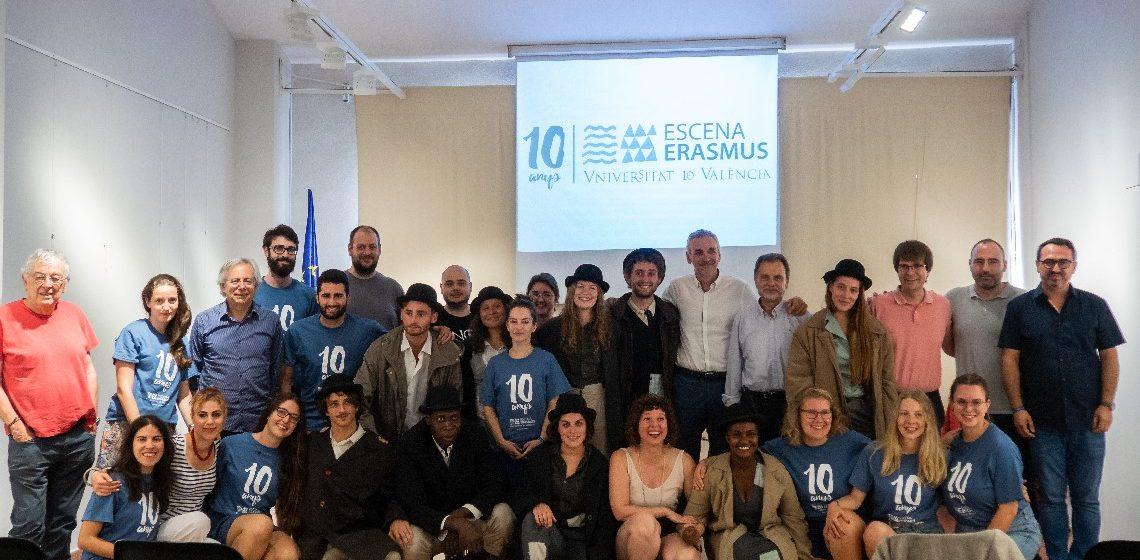 Bellreguard serà el punt de partida de la gira «Escena Erasmus» de la Universitat de València