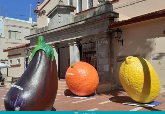 EL Mercat Municipal d'Oliva promociona els productes de proximitat amb la Campanya #Cultiva't