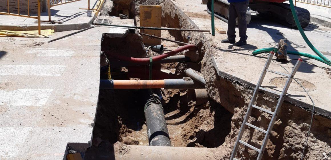 L'Ajuntament de Sueca inverteix 800.000 euros a millorar les instal·lacions d'aigua potable de la zona marítima