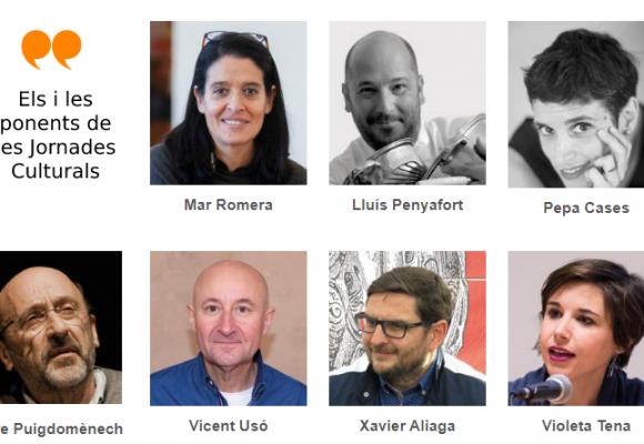 Mar Romera donarà el tret d'eixida a les Jornades Culturals dels Premis Literaris Ciutat d'Alzira