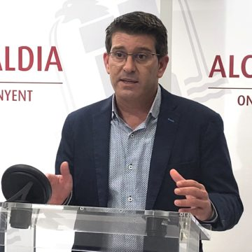 L'alcalde d'Ontinyent anuncia la pròrroga de les mesures locals anticovid tot i la reducció dels contagis