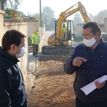 Ontinyent invertirà 363.000 euros en millorar 13 camins amb l'ajuda del Ministeri de Política Territorial