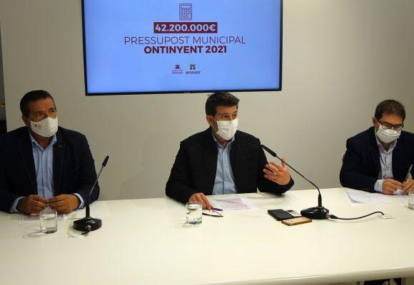 Ontinyent destinarà 2'6 milions d'euros en 2021 a mobilitat i accions directes per una ciutat més sana i verda