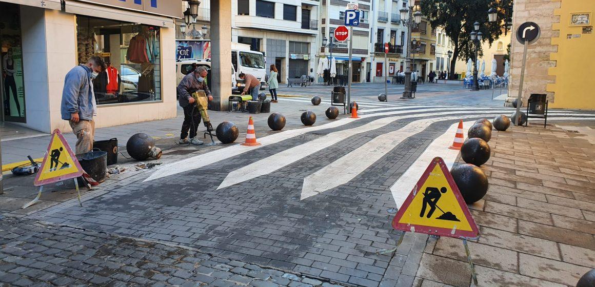 La Regidoria d'Urbanisme prioritza l'eliminació de barreres arquitectòniques a la ciutat