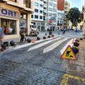 Sueca inverteix 250.000 euros en la renovació del paviment i asfaltat d'un gran nombre de carrers del municipi
