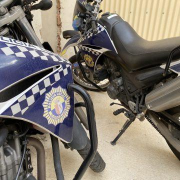 La Policia Local de Carcaixent alça 12 actes per incompliment del toc de queda el cap de setmana
