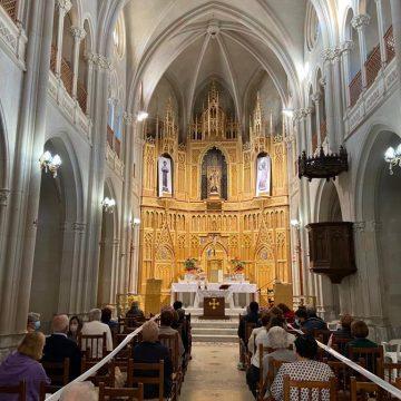 Una església neogòtica de Benigànim reobri al culte després de més de 50 anys