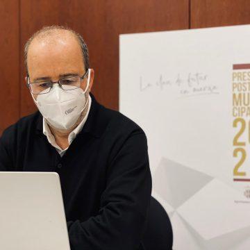 Alzira presenta un pressupost preparat per a fer front a les conseqüències econòmiques de la COVID