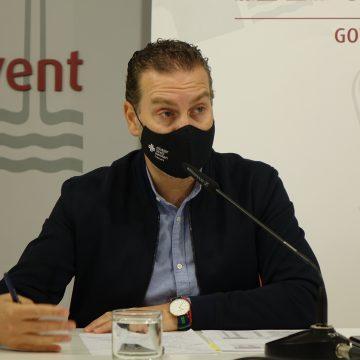 """La campanya de xecs """"Tornem Junts"""" d'Ontinyent 2020 conclourà esta setmana després d'injectar 1'2 milions d'euros al comerç local"""