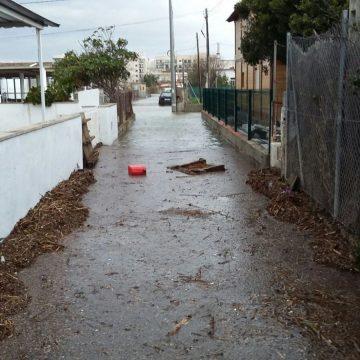 Oliva rep 190.000 euros per a pal·liar danys ocorreguts per les pluges de novembre de 2018