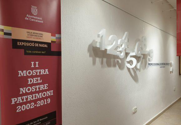 Carcaixent organitza la II Mostra del Patrimoni Local amb la Biennal de Pintura com a protagonista