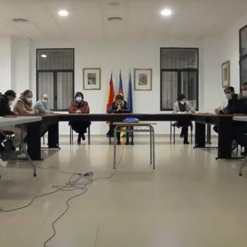 El ple de l'Ajuntament de Xeresa ha aprovat el pressupost de l'exercici amb un import total d'ingressos de 1.944.232€