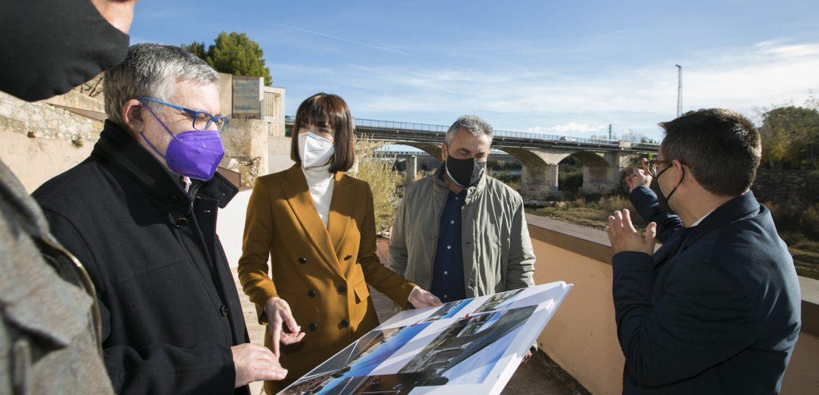 Gandia iniciarà en març la rehabilitació del pont de l'avinguda d'Alacant