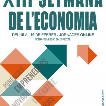 La XIII Setmana de l'economia d'Alzira tindrà lloc del 15 al 19 de febrer