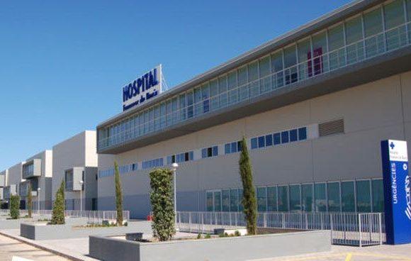 La direcció del departament de salut de Gandia recomana no acaudir a l'hospital si no és estrictament necessari