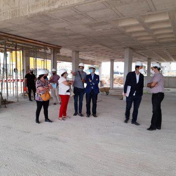 «L'alumnat del CEIP Francesc Carròs podrà començar el curs 2021-2022 en les noves instal·lacions»