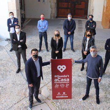 Ontinyent presenta el programa«Queda't a casa» per impulsar l'hostaleria, la cultura i l'esport de forma segura