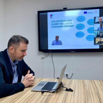 Cullera articula les bases del projecte europeu de rugbi inclusiu