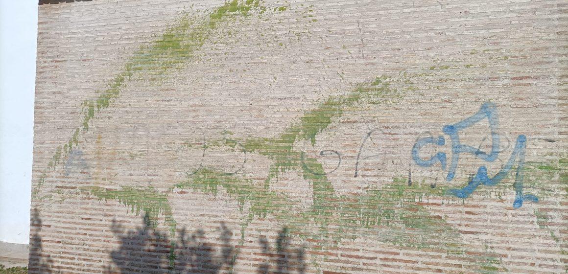 La Mesquita de la Xara de Simat víctima d'un nou acte vandàlic