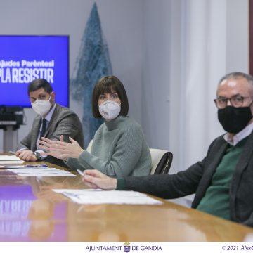Micro-empreses i autònoms de Gandia ja poden demanar les ajudes Parèntesi per valor de 2'7 milions d'euros