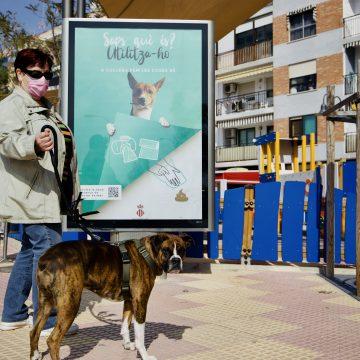Cullera inicia una campanya dirigida a la responsabilitat de les persones propietàries de mascotes