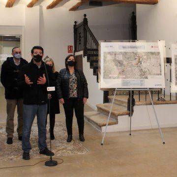 Es presenten les obres que invertiran 4'7 milions en la substitució del col·lector general d'aigües d'Ontinyent
