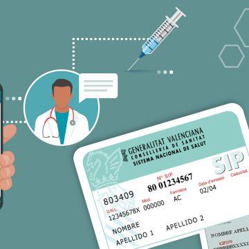 Sanitat recorda la importància de tenir actualitzats les dades del SIP de cara a la vacunació