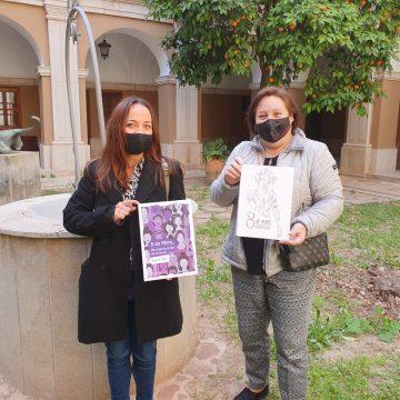 José Luis Pulido Calvo guanya el concurs del cartell anunciador del Dia Internacional de la Dona de Sueca