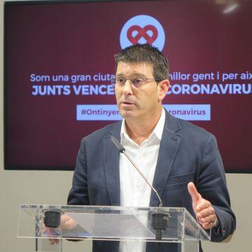 Ontinyent posa a disposició de Sanitat tots els espais municipal per a una vacunació massiva