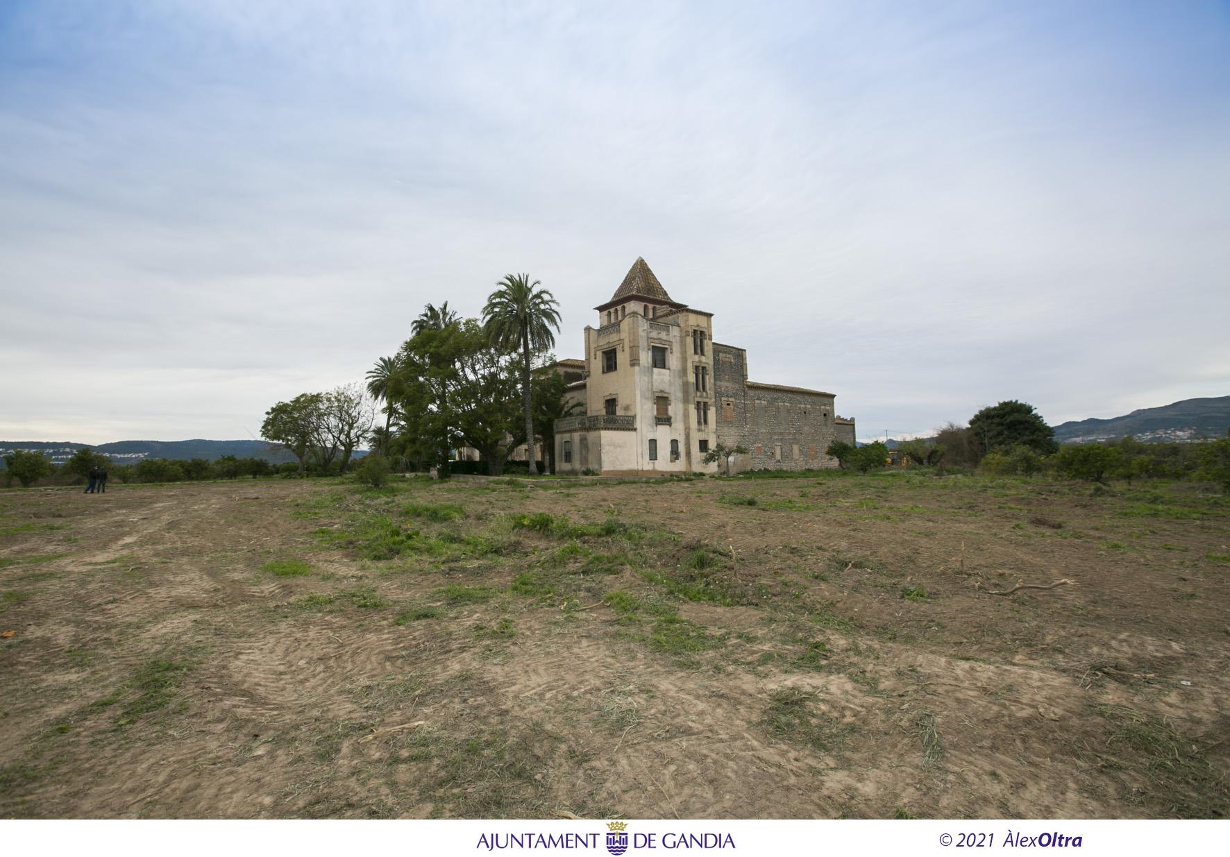 Gandia rep una subvenció de 725.000 euros del Labora per a posar en marxa el Taller d'Ocupació «Torre dels Pares»