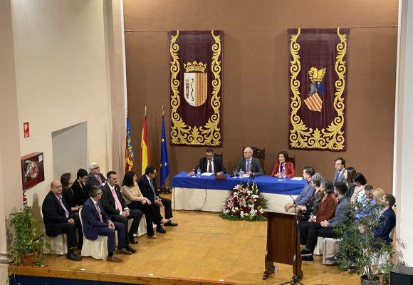 Carcaixent dedica la Festa de l'Autogovern al personal sanitari
