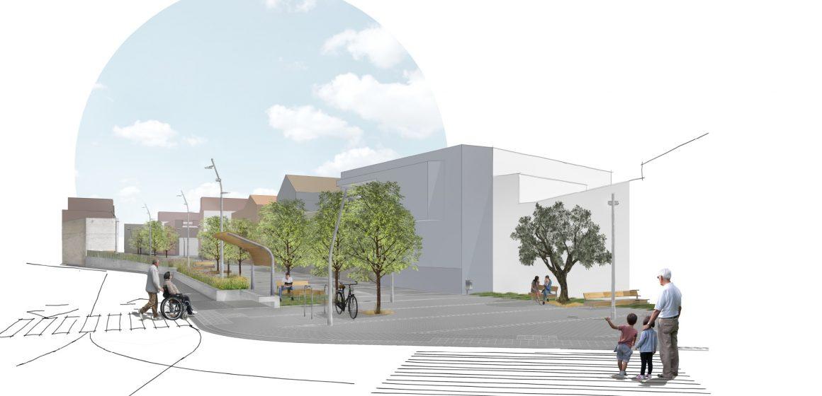 El barri de la Muntanyeta de Carcaixent tindrà una nova plaça peatonal