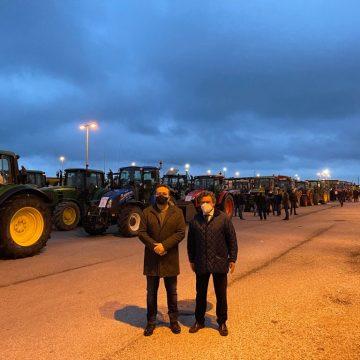 L'Ajuntament de Sueca mostra el seu suport al sector agrícola local