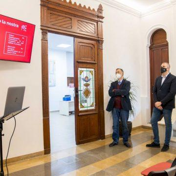 Cullera presenta «Atén», el nou servei d'atenció a la ciutadania que facilita i agilitza els tràmits municipals en un únic espai