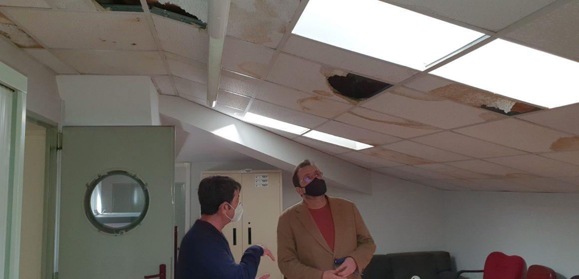 L'Ajuntament de Sueca trau a licitació la reparació de la coberta de l'edifici consistorial