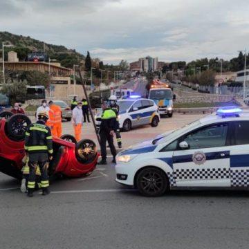 Policia Local d'Alacant i Bombers atenen més de 67.000 emergències en 2020