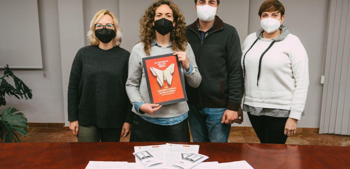 La Font d'En Carròs dóna a conèixer a les persones premiades del concurs «A febrer, cada paraula compta»