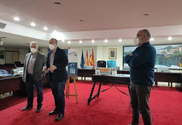 L'Ajuntament d'Alzira crea la comissió interdisciplinar del centerani del Gran Teatre