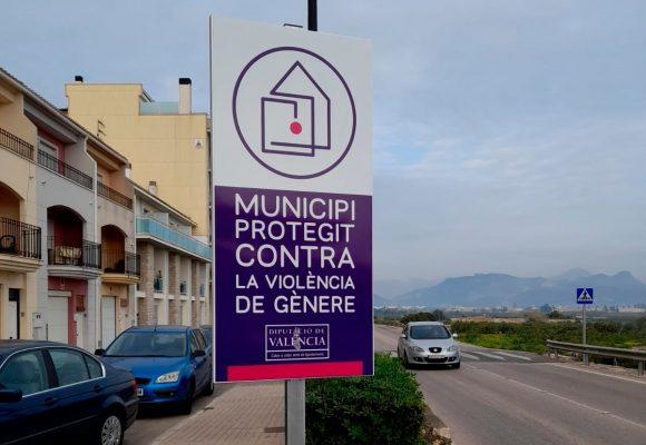 La Font d'En Carròs s'identifica com un dels municipis de la Xarxa de Municipis Protegits contra la Violència de Gènere