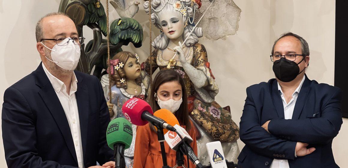 El Museu Faller d'Alzira obri les seues portes de manera física i virtual