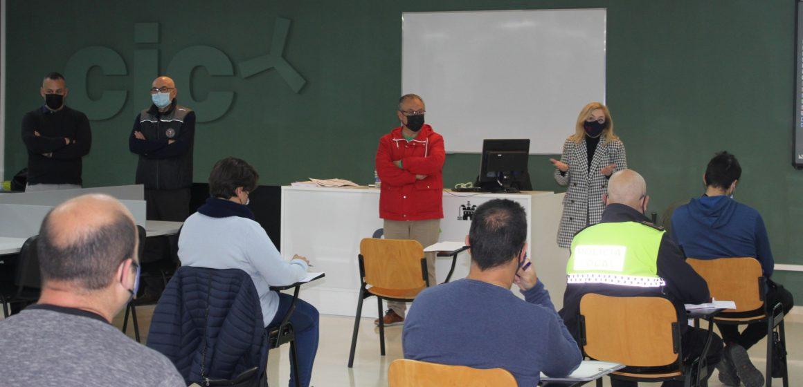 La Policia Local d'Ontinyent participa en un curs d'actualització legal en seguretat ciutadana